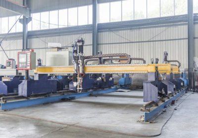 Кина Јиакин 1300 * 2500мм вокинг подручје плазма резање машина за сечење метала плазма посебни стат ЛЦД панел контролни систем